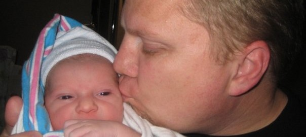 My son Nash was born in Sept 2009