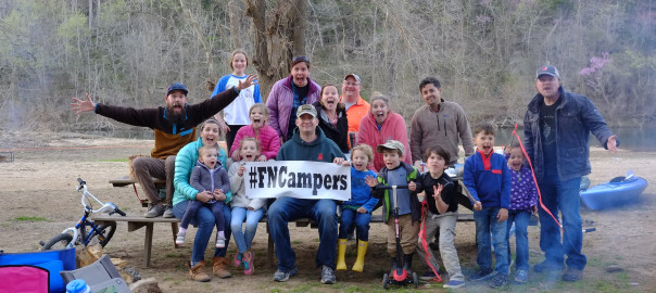 FNCampers at Sylamore Creek
